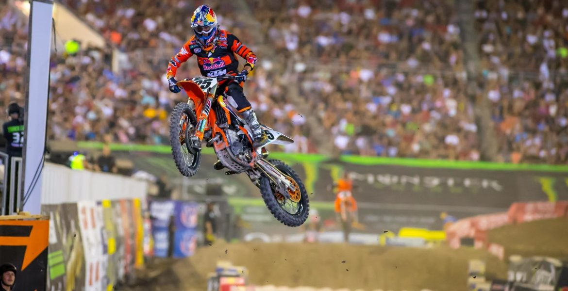 7 day package Anaheim Supercross 2019