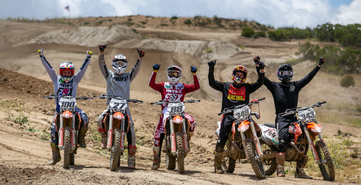 14 day package AMA Motocross National Fox Raceway Pala